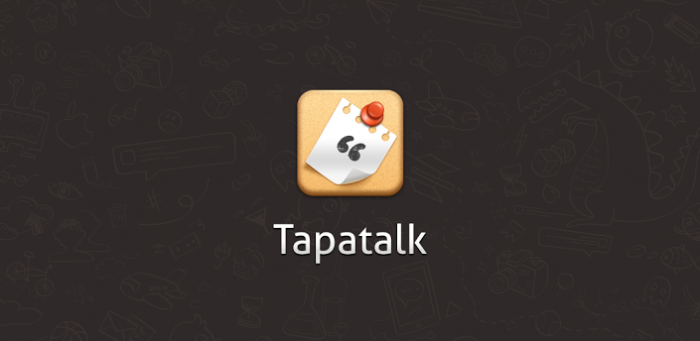 Tapatalk HD Sheds Beta tag, Available now for the Introductory Price of $0.99