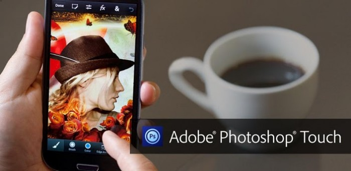 Adobe Photoshop Touch Finally Available for Phones