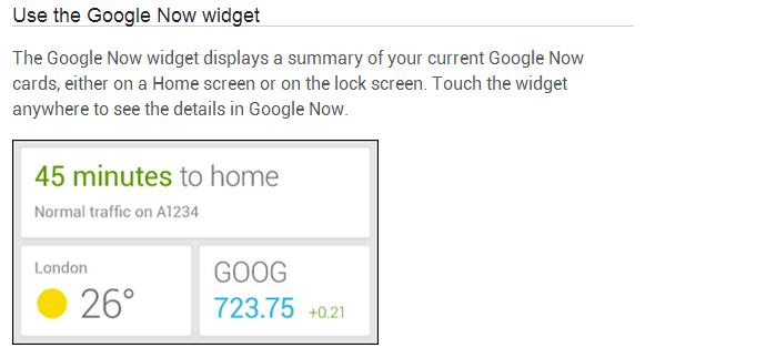 googlenowwidget