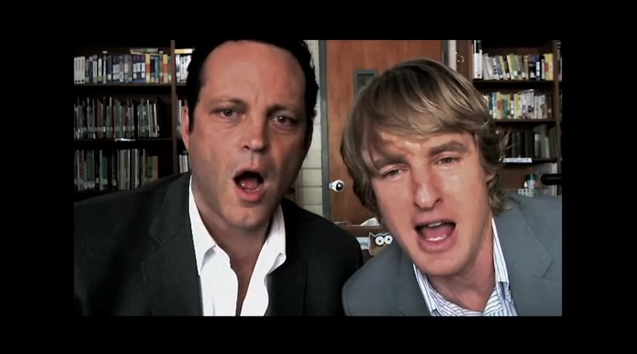 The Internship Movie Trailer to Debut During Live Google+ Hangout With Vince Vaughn and Owen Wilson