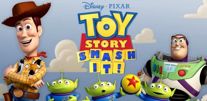 Disney Brings Woody and Gang to Android in Toy Story Smash It!