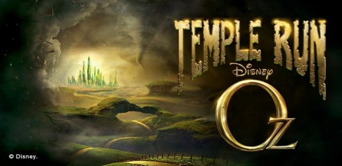 Temple Run: Oz – Follow the Yellow Brick Road… if you Can