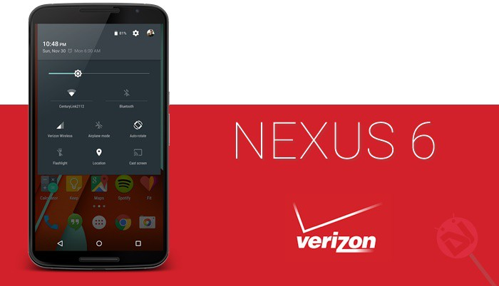 Nexus6Verizon