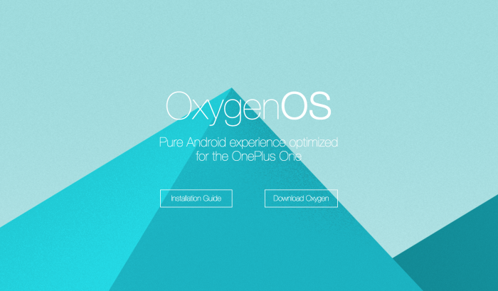 OnePlus Finally Releases OxygenOS for Flashing