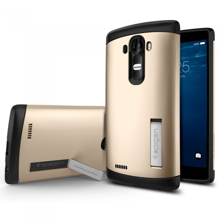 Deal: Spigen Hosting 80% Off Sale on Cases for LG G4, HTC One M9, and Other Flagships