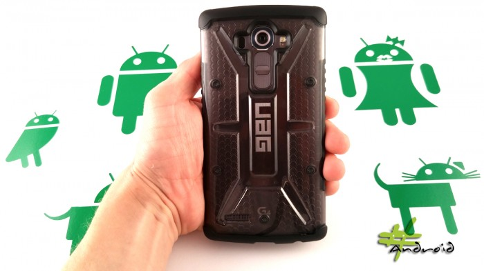 Urban Armor Gear LG G4 Case Review